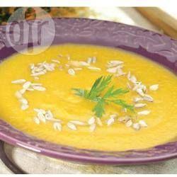Kremowa zupa z dyni @ allrecipes.pl