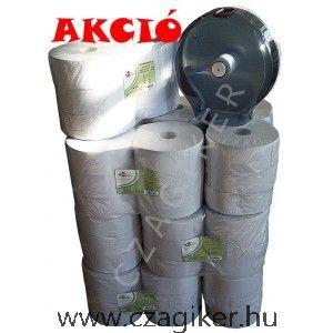 AKCIÓS CSOMAG 10 karton toalettpapír