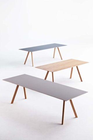 Copenhague Table (CPH30) - Tables - HAYSHOP.DK
