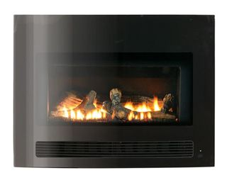 Rinnai Aspiration Log Flame Fire