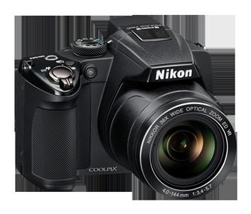 My concert camera: Nikon Coolpix P500