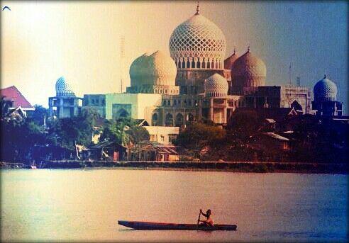 Islamic center - Lhokseumawe city
