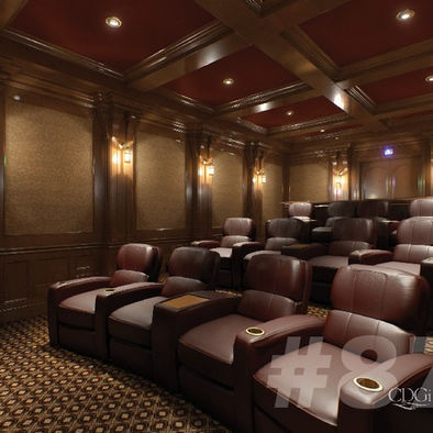 Media Room Design, Pictures, Remodel, Decor and Ideas - page 57