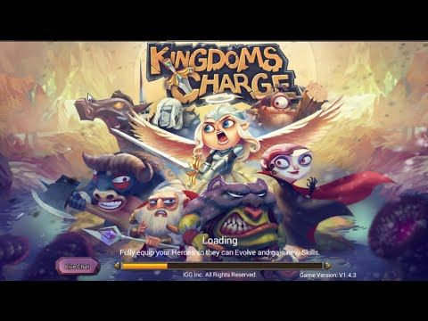 Kingdoms Charge | NEW Android games |