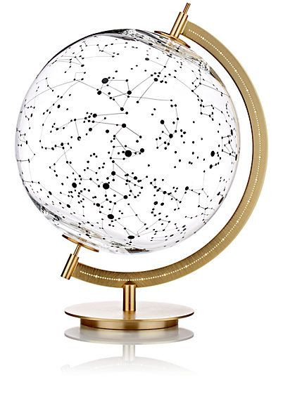 Secondome MOD. SKY Stellar-Map Globe -  - Barneys.com