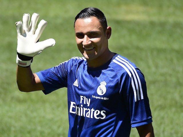 Keylor Navas 'ignoring transfer speculation' #Transfer_Talk #Real_Madrid #Football