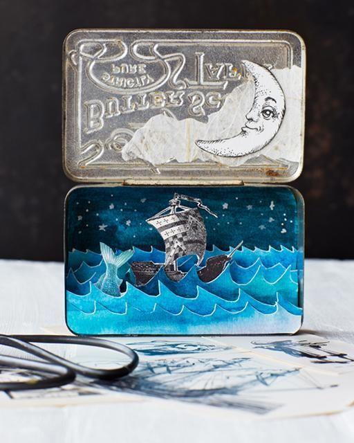 Lova's World: Handmade Shadow Boxes