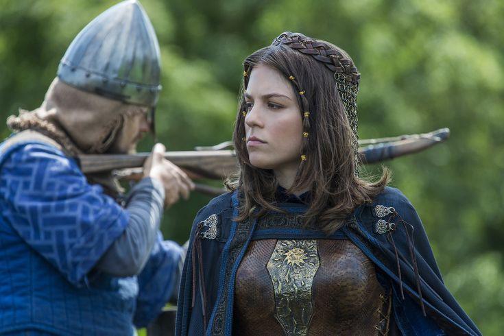 vikings - princess gisla