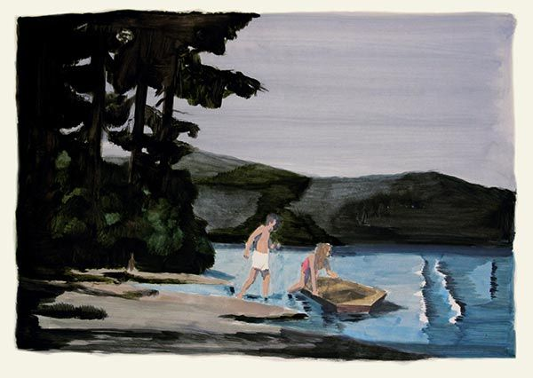Pierre Seinturier,  I was born to have adventure 1, Island of love