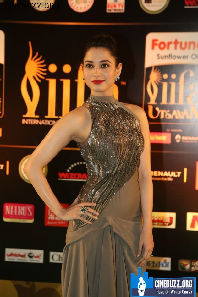 Tamannaah At IIFA Utsavam Day