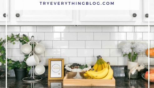 How to Install a Subway Tile Backsplash (+FREE Subway Tile Template