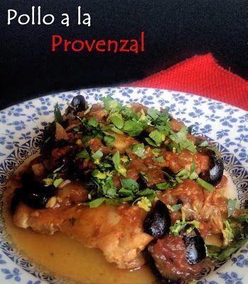 Pollo al provenzal (cocina tradicional francesa), Receta Petitchef