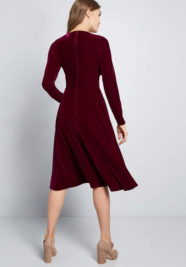 df3112a7f447 Collectif Clothing Dancing Queen Velvet Dress  Dancing Clothing Collectif