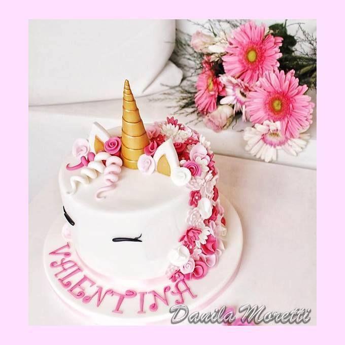Oltre 25 fantastiche idee su torte di compleanno unicorno for Tavolo unicorno