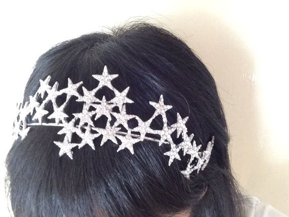 Hey, I found this really awesome Etsy listing at https://www.etsy.com/listing/231375698/sparkle-stars-wedding-bridal-jewelry