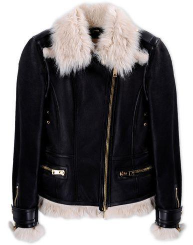 Capospalla Pelle Burberry Brit Donna - thecorner.com - The luxury online boutique devoted to creating distinctive style