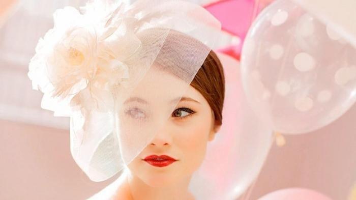 Modern Wedding Hats - Yuk, Girls! Pakai Hiasan Kepala Ini Agar Tampil Cantik di…
