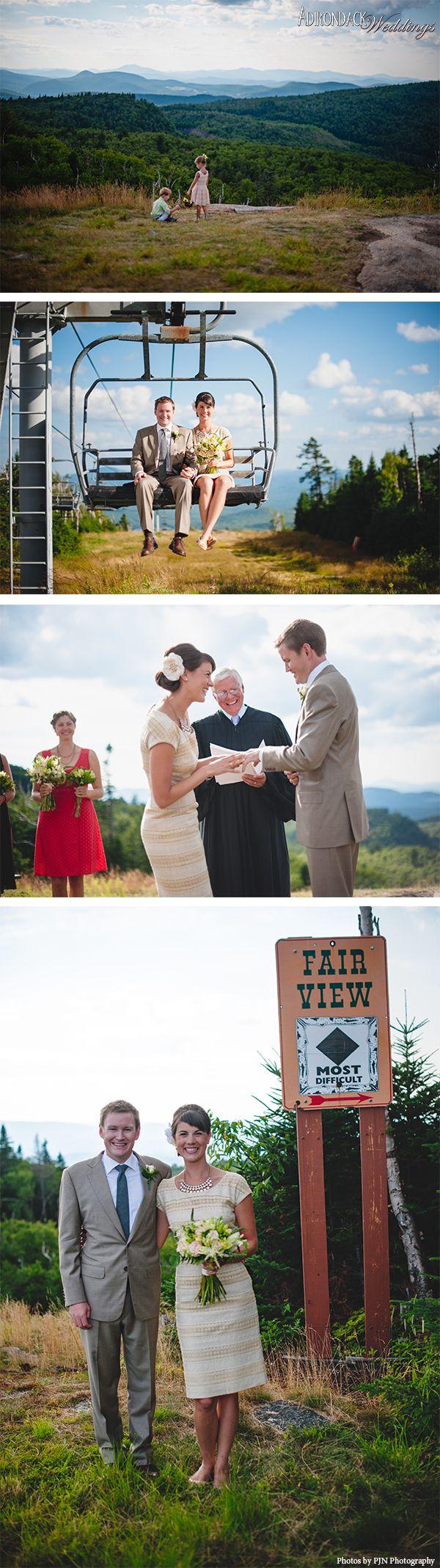 Gore Mountain | Adirondack Weddings Magazine