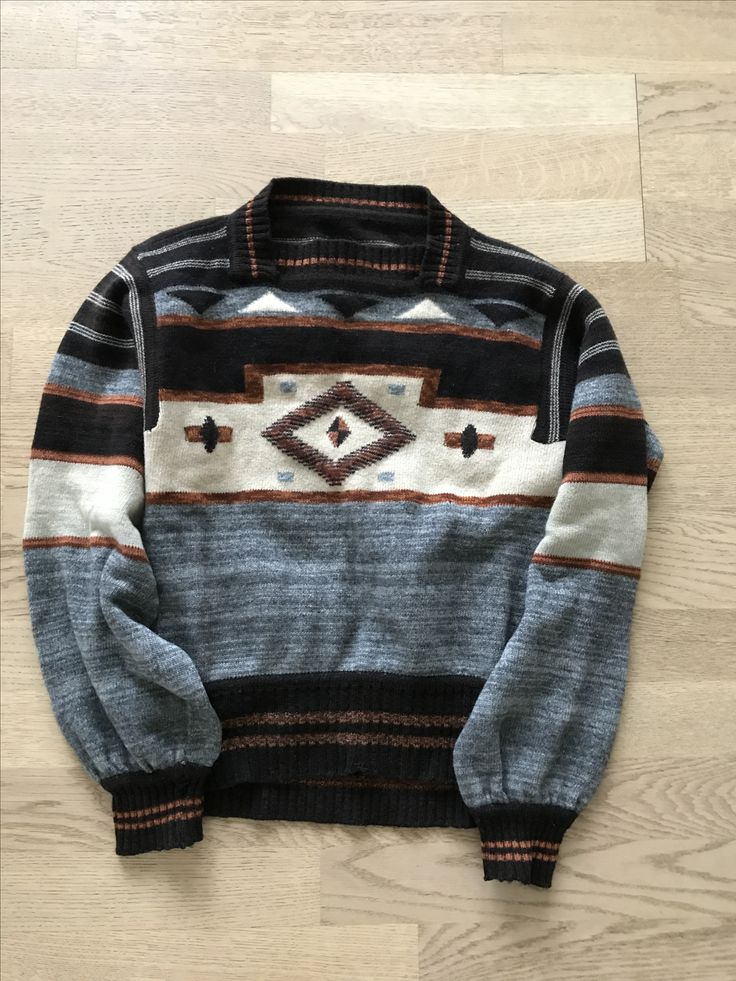 70s Casmere / Lamswool Sweater