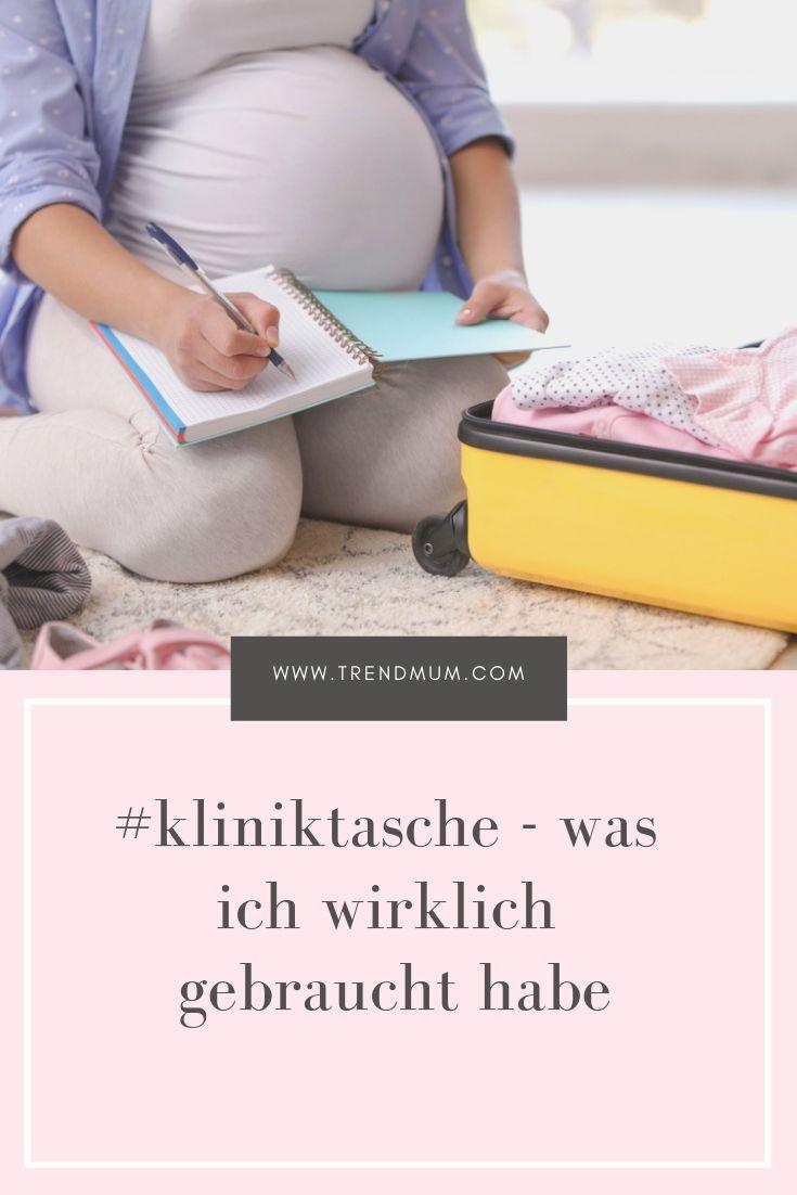 #kliniktasche – was habe ich wirklich gebraucht – Faminino | Ratgeber, DIYs & Aktivitäten für und mit Kind