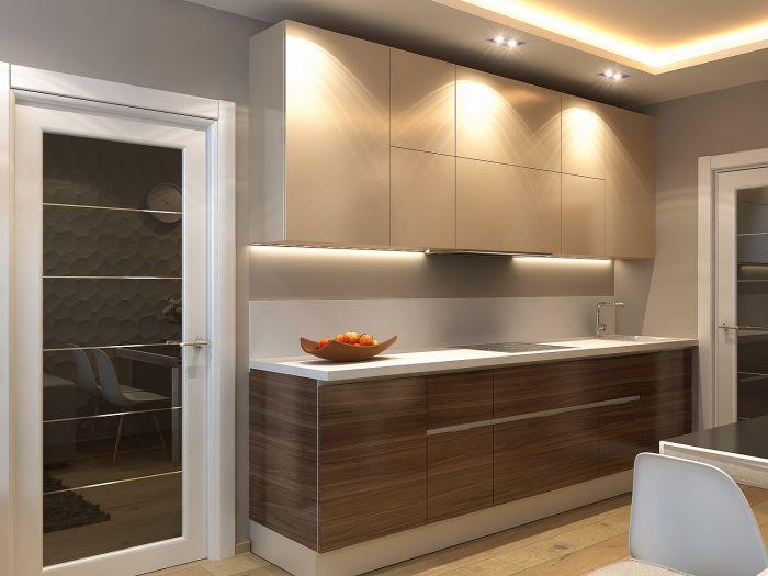 Первая кухня, первая квартира!!!