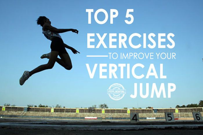 Jump higher, run faster, and be a better athlete with these exercises to improve vertical jumps and run faster.