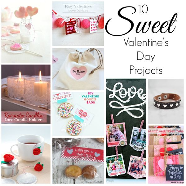 {DIY: valentine goodie bags} | The Sweet Escape