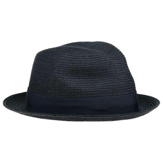 STRELLSON SPORTSWEAR Hut mit Ripsband ► Der aus Viskose geflochtene Hut CRISTIANO von STRELLSON macht sich hervorragend als elegantes Accessoire mit sommerlichem Appeal. Während er außen mit einem tonalen Ripsband verziert ist, setzt er mit seinem Innenband einen überraschenden, modischen Farbkontrast.