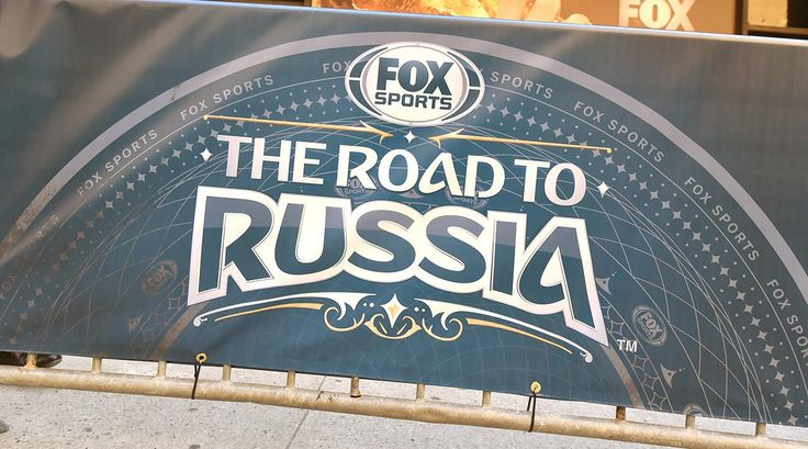 Inside Fox Sports Coverage Plan for the 2018 FIFA World Cup in Russia: The network will air 350 hours of World Cup programming including half of the games airing on over-the-air FOX. There will be more matches on broadcast television than the last four World Cups combined.