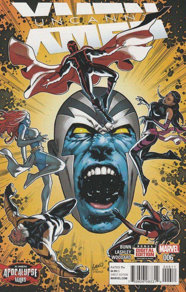 Uncanny X Men 6 Marvel Comics Vol 4 In 2020 War Comics Marvel Comic Books X Men