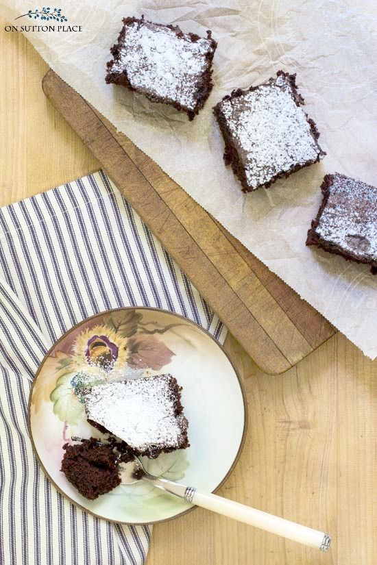 This Chocolate Zucchini Cake Recipe Is So Easy You Will Never Know