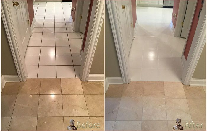 Our Company Delivers The Best Tile And Grout Cleaning Service In