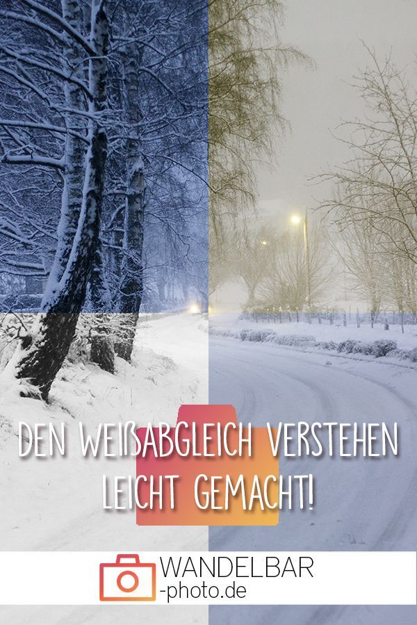So wird dein Schnee schneeweiß – foto.kunst.kultur