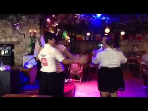 Sercan@Planet Yucca Kusadasi - cover of 'Can't Take My Eyes Off You'