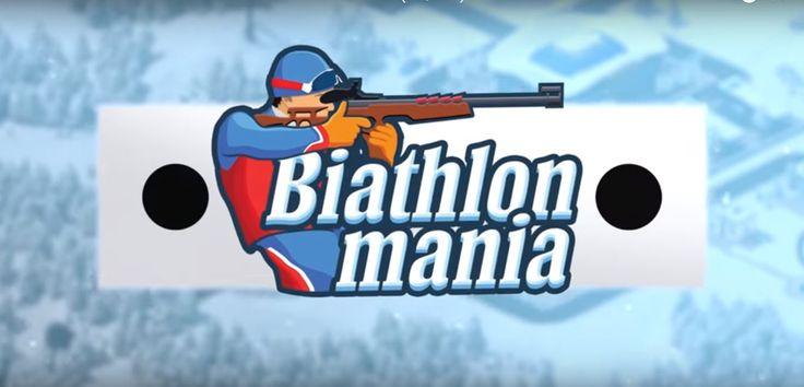 Biathlon Mania Jeu En Ligne - TV Commercial officiel (FR/20s)