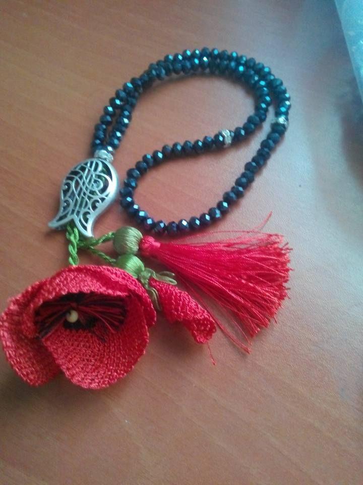 GÜLLÜ TESBİH roses rosary