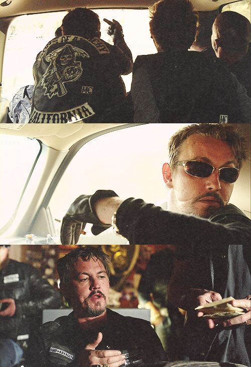 Chibs Telford // Tommy Flanagan // Sons Of Anarchy