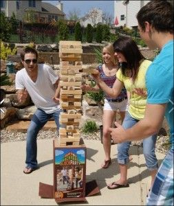 lumberjack party games - Google Search