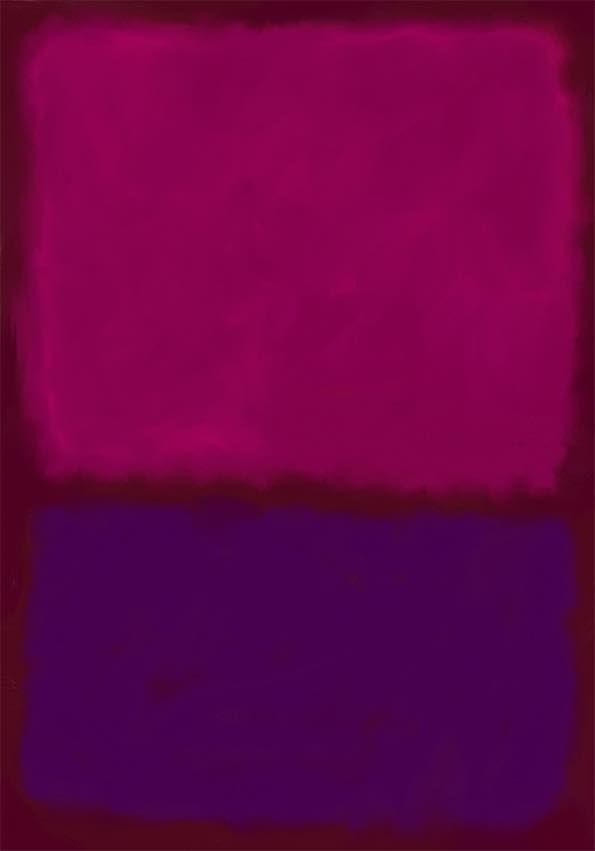 abstract art purple expressionism - Google Search