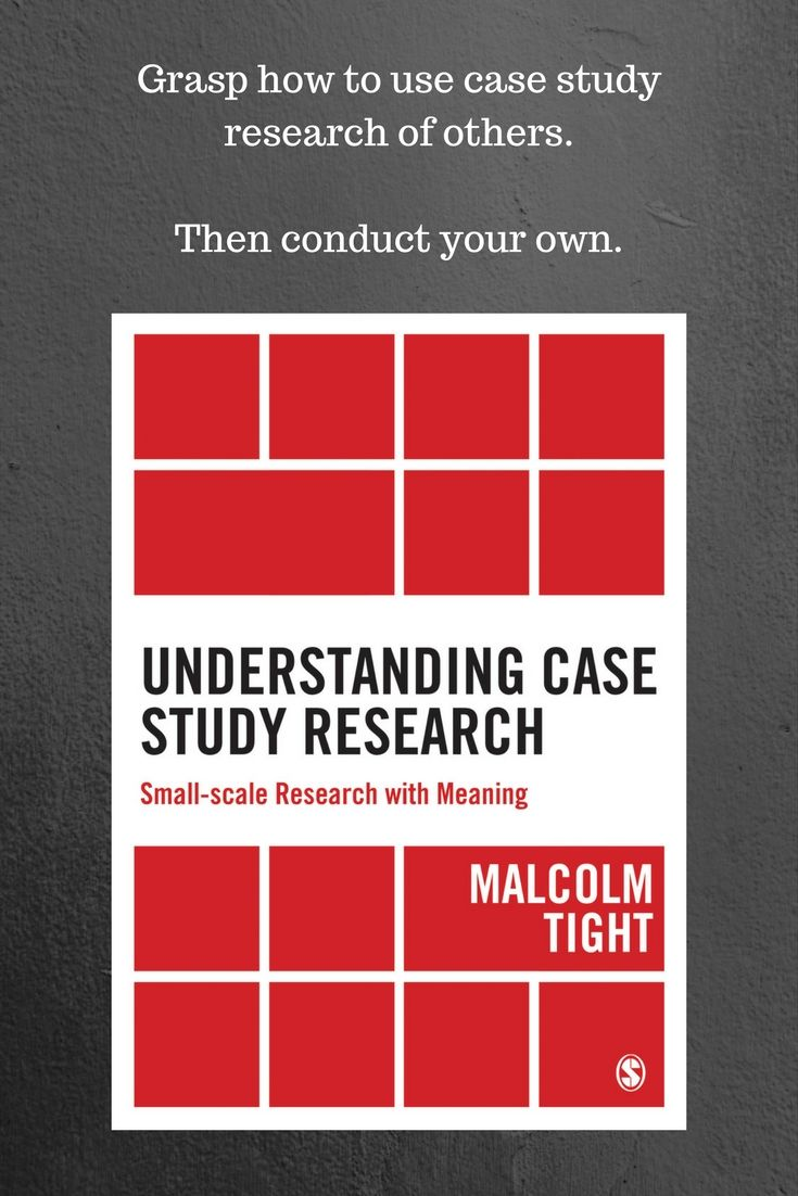 case study methods Uexcel research methods in psychology: study guide & test prep  to study individual cases related to the brain a case study.
