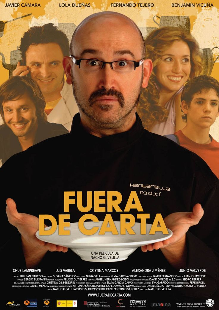 """Fuera de carta"" (2008) - is a Spanish film directed by Nacho García Velilla that centers on homosexuality and the decision to come out."