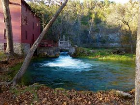 The 8 Most Unforgettable Road Trips In Missouri (Most Picturesque Water Mills)