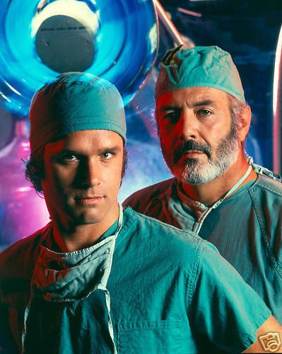TRAPPER JOHN M.D PURNELL ROBERTS GREGORY HARRISON PHOTO