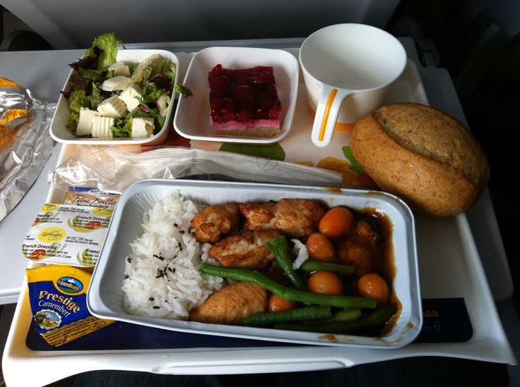 Lufthansa MUC-SFO (Economy)