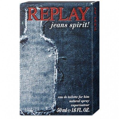 Replay - Jeans Spirit (50ml) - EDT I Feminashop.hu