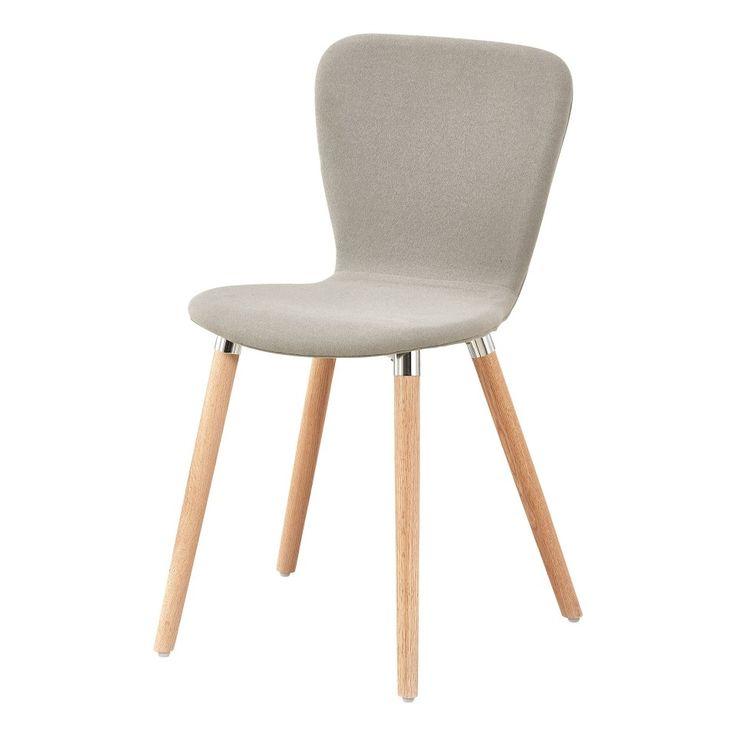 Stuhl Osaka Stuhl (grau) - Esszimmerstühle - Möbel - online+ - Dänisches Bettenlager