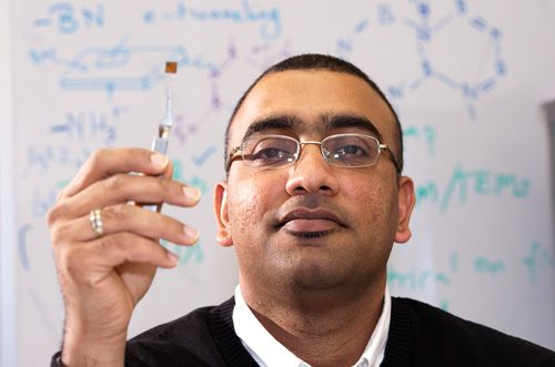 Engineers have used gold atoms to enhance the transistor properties of a nanomaterial which could have radical implications for electrical devices.