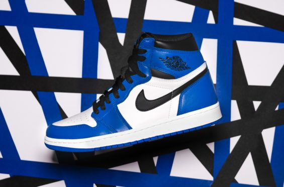 Up Close With The Air Jordan 1 Retro High Og Game Royal Air