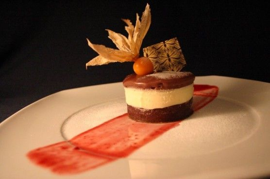 fotos de sobremesas empratadas - Pesquisa Google