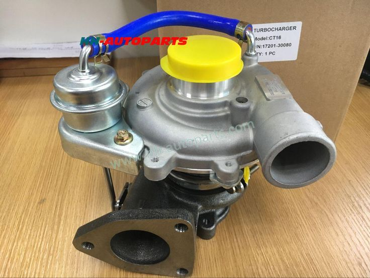 #Turbocharger for Turbocharger full turbo CT16 17201-30080 #turbine assembly turbolader for Toyota #Hiace / #Hilux 2.5L 2KD-FTV/ #2KD Diesel Engine